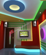 Trang tri Karaoke
